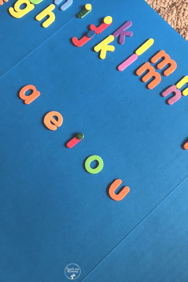 Alphabet Arc3