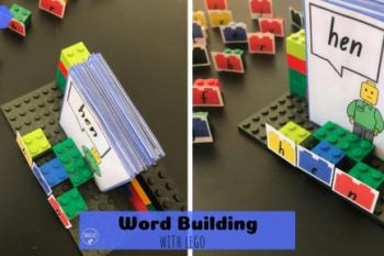 Lego Word Building
