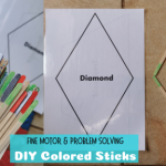 DIY Colored Sticks fb
