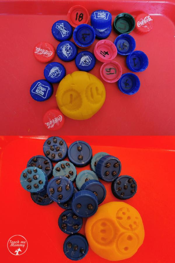 DIY Playdough Stamps 3