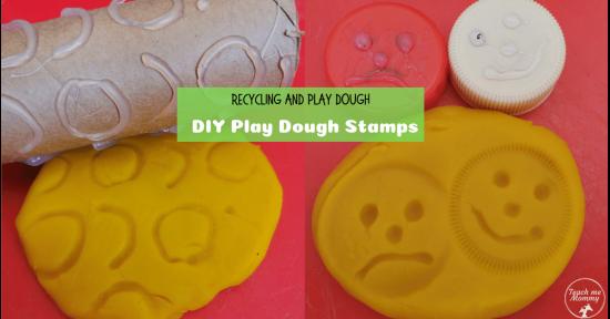 DIY Playdough Stamps fb