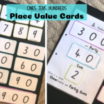 Place value cards fb
