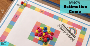 Rainbow Estimation Game
