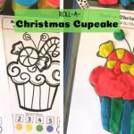 Christmas cupcake fb