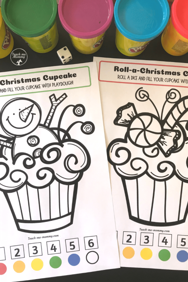 Christmas cupcake1