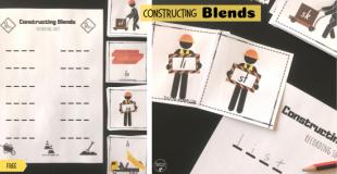 Constructing Blends