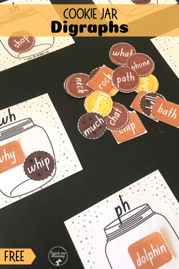 Cookie jar digraphs