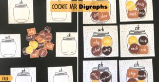 Cookie Jar Digraphs
