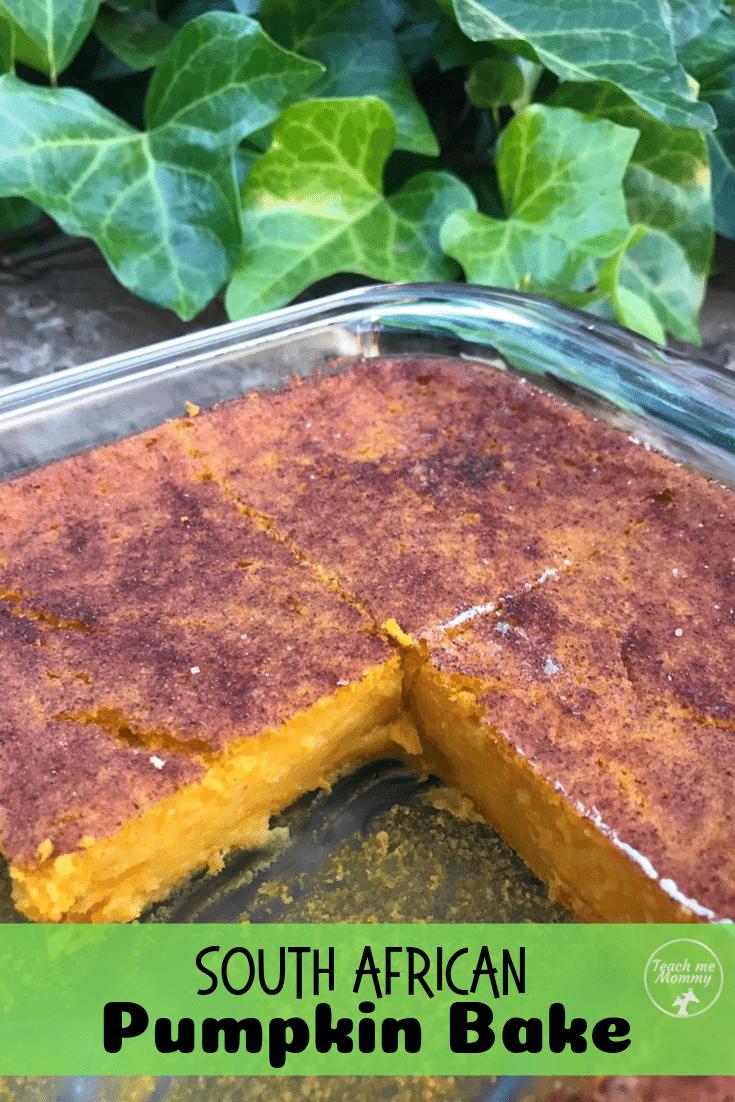 Pumpkin Bake