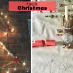 Rustic Christmas fb
