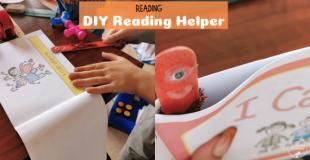 DIY Reading Helper
