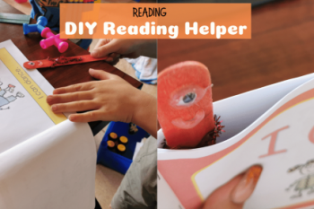DIY Reading Helper