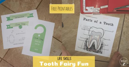 tooth fairy fun fb