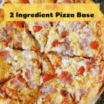 2 ing pizza fb