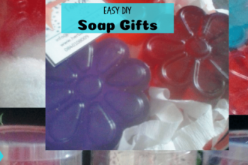 Easy DIY Soap Gifts