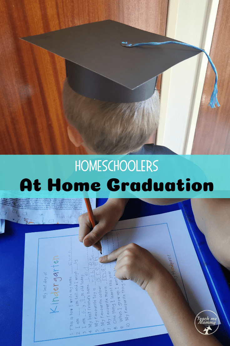 At Home Graduation
