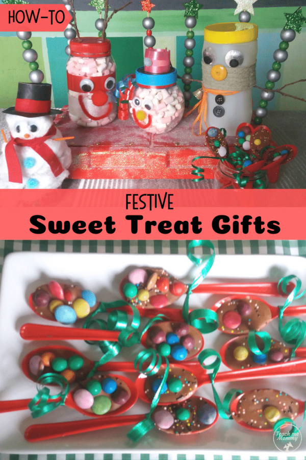 Sweet treat gifts pin