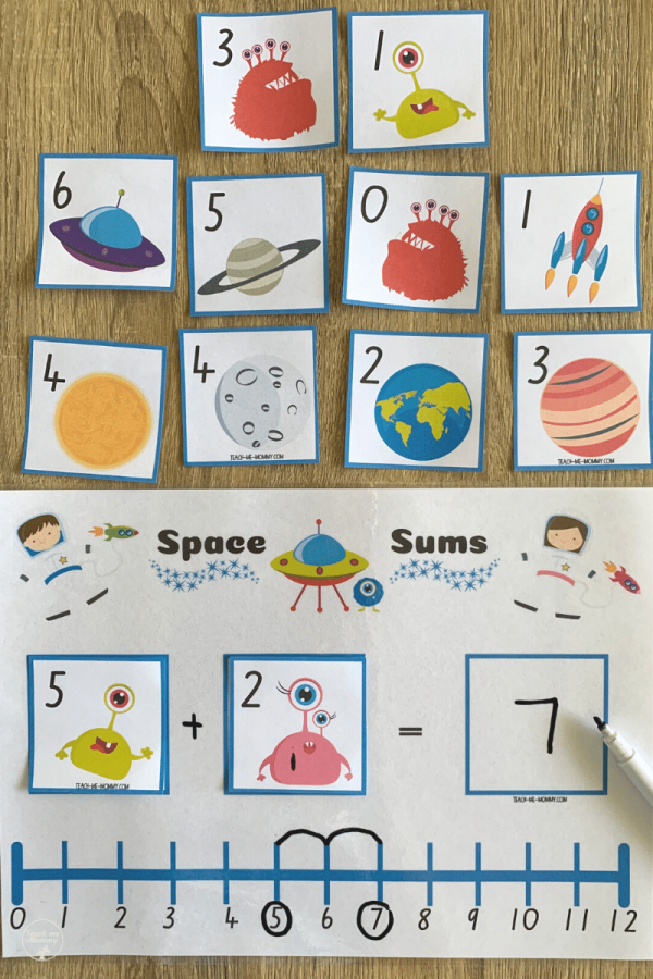 Space sums3