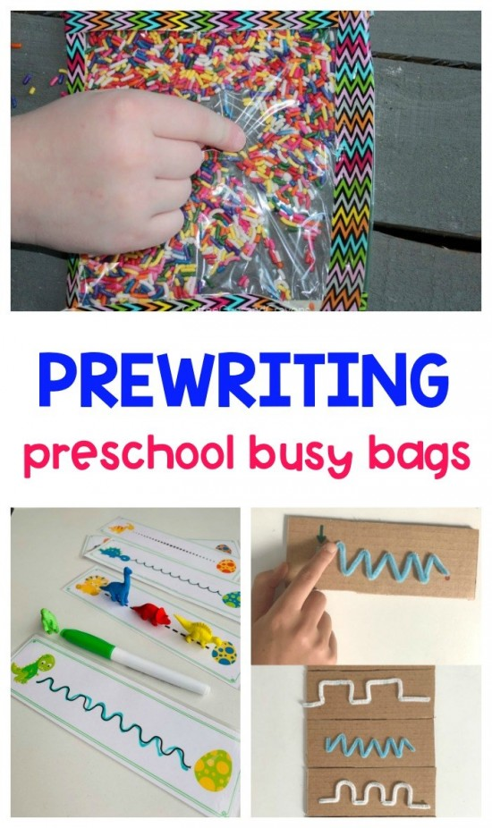 prewriting activities