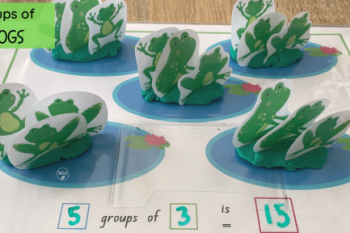 Groups of Frogs Activity