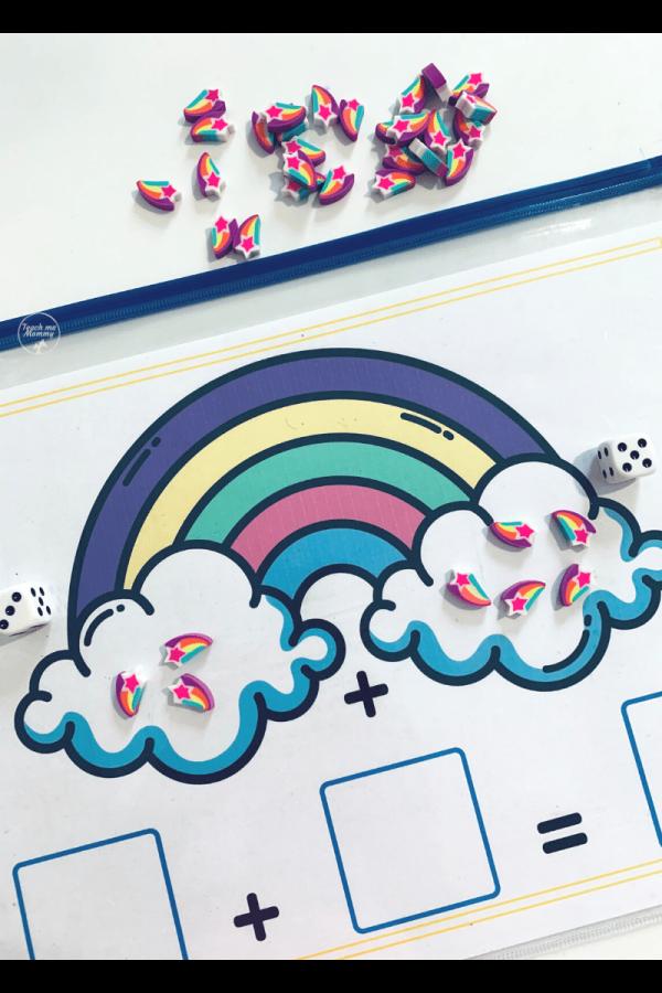 Rainbow sums2