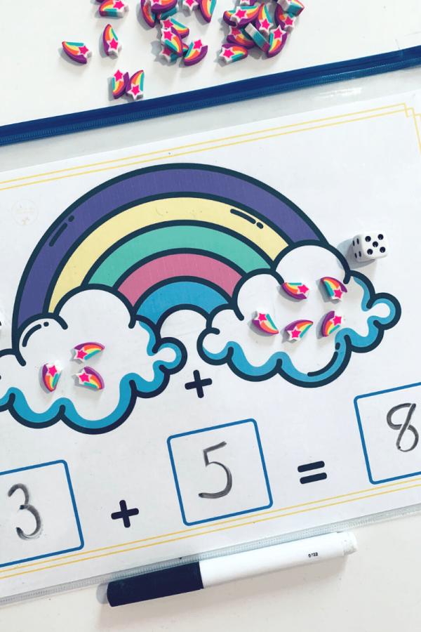 Rainbow sums