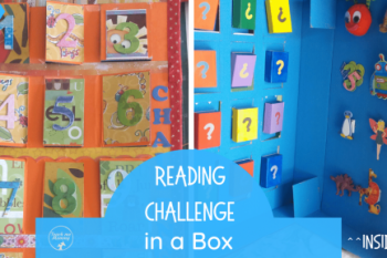 Reading Challenge in a Box
