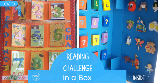 Reading Challenge in a box fb