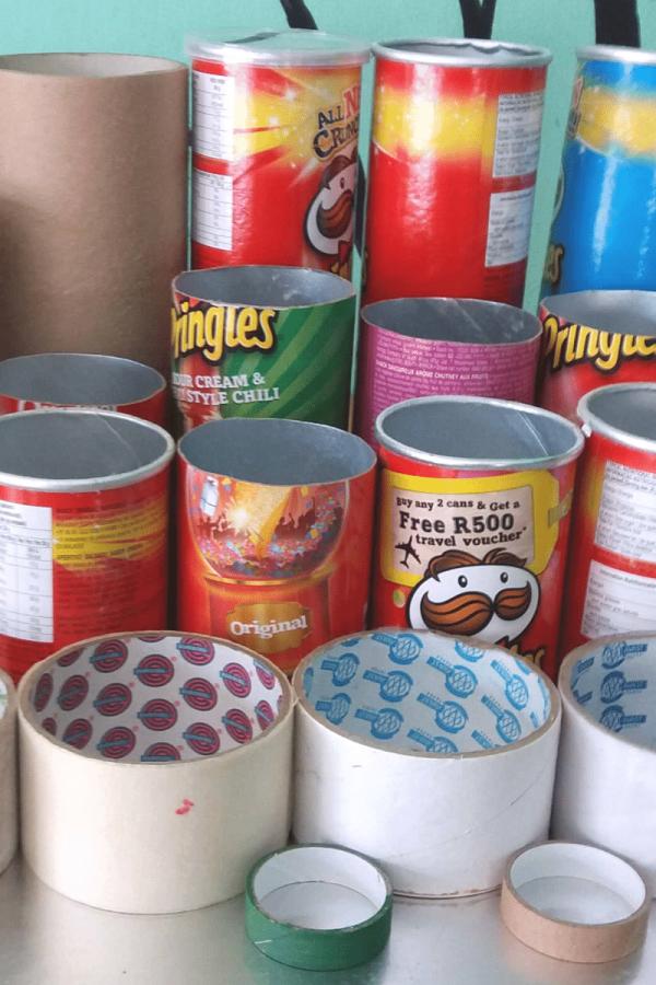 Craft station supplies