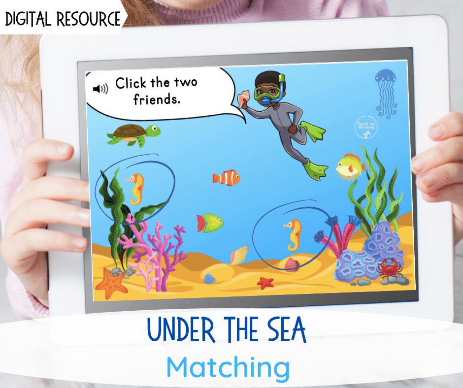 Under the Sea Matching