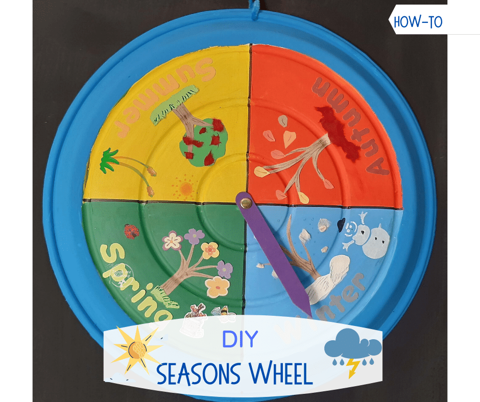 Seasons Wheel Craft