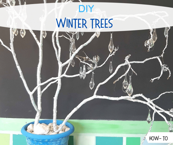 Winter trees project fb