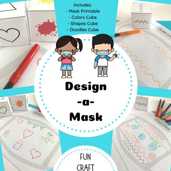Design a Mask craft
