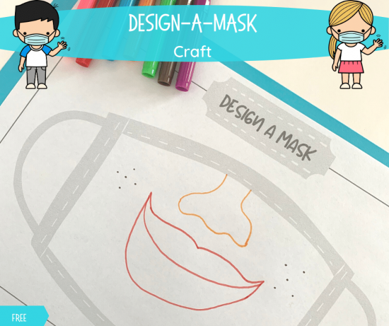 Design a Mask Craft