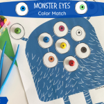 Monster eyes fb