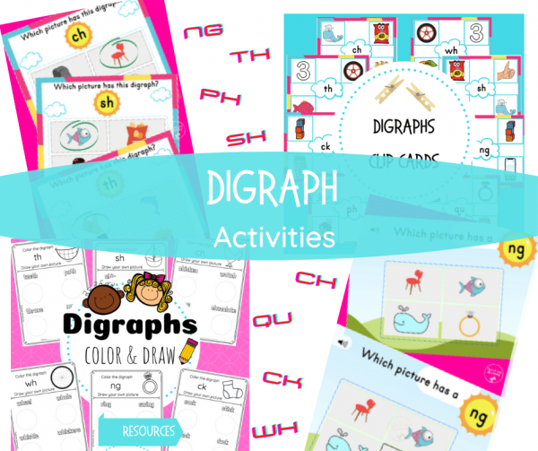 Digraphs Activities fb