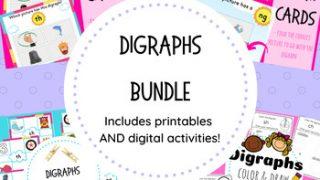 Digraph (Printables & Digital) Bundle