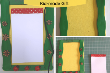 Magnetic Note Pad Gift