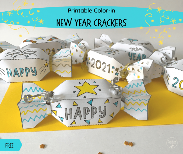 New Year Crackers/Bonbons fb