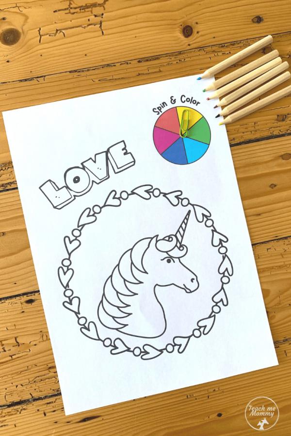 Unicorn pages