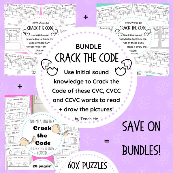 Crack the Code Bundle