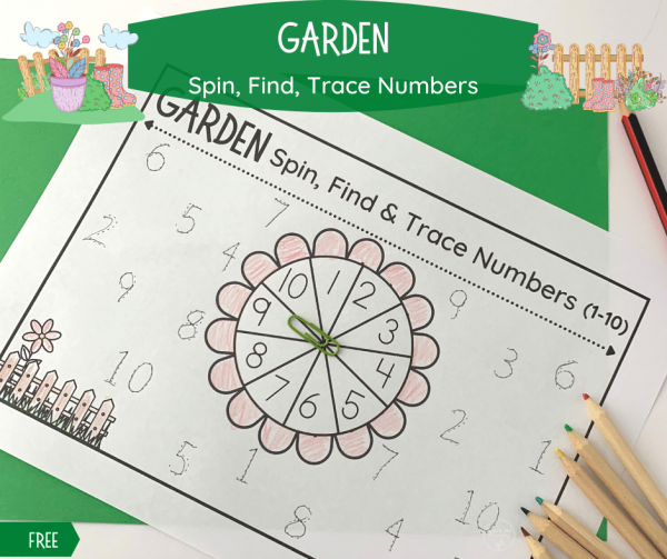 Garden Spin Trace Numbers fb