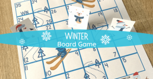 Winter Board Game