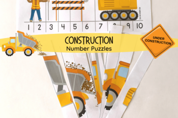 Construction Number Puzzles