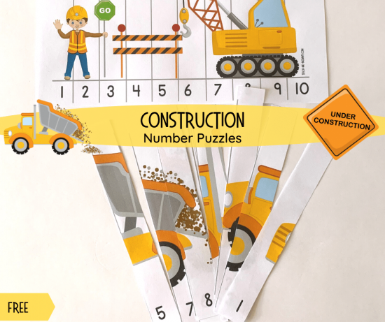 Construction number puzzles fb