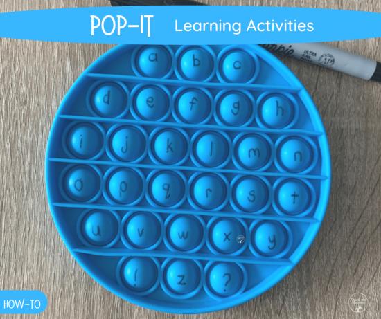 Pop-it Learning fb