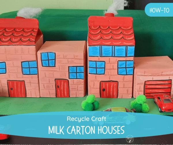 Milk carton houses fb