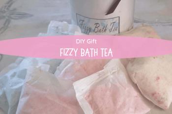 Fizzy Bath Tea