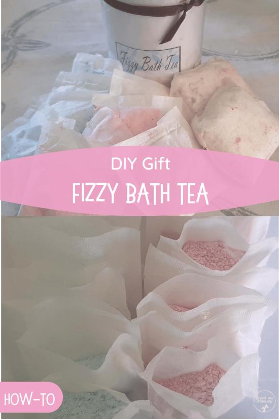 Fizzy Bath Tea pin