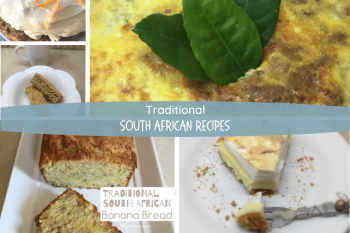Favourite Traditional South African Recipes